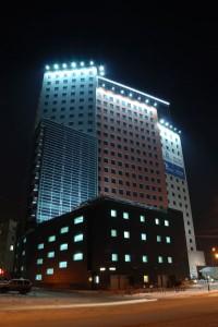 """Офис компании """"Intouch"""" в бизнес-центре """"Новосущевский, 18"""""""