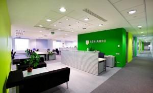 """офис """"ABN-AMRO Bank"""""""